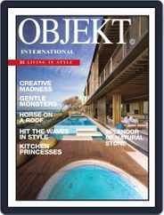 OBJEKT International (Digital) Subscription June 1st, 2018 Issue