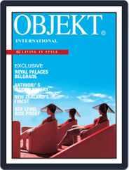 OBJEKT International (Digital) Subscription September 1st, 2018 Issue