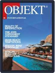 OBJEKT International (Digital) Subscription March 1st, 2020 Issue