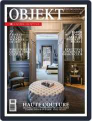 OBJEKT South Africa (Digital) Subscription April 1st, 2017 Issue