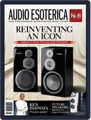 Audio Esoterica (Digital) Subscription January 1st, 2017 Issue