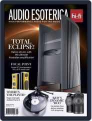Audio Esoterica (Digital) Subscription August 19th, 2019 Issue