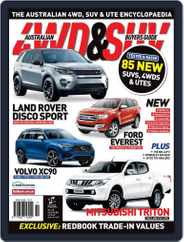 Australian 4WD & SUV Buyer's Guide (Digital) Subscription April 30th, 2015 Issue