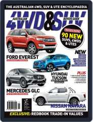 Australian 4WD & SUV Buyer's Guide (Digital) Subscription October 2nd, 2015 Issue