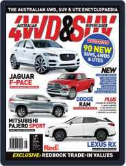 Australian 4WD & SUV Buyer's Guide (Digital) Subscription April 28th, 2016 Issue