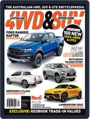 Australian 4WD & SUV Buyer's Guide (Digital) Subscription April 1st, 2018 Issue