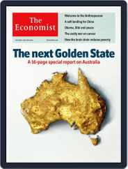 The Economist Asia Edition (Digital) Subscription May 27th, 2011 Issue