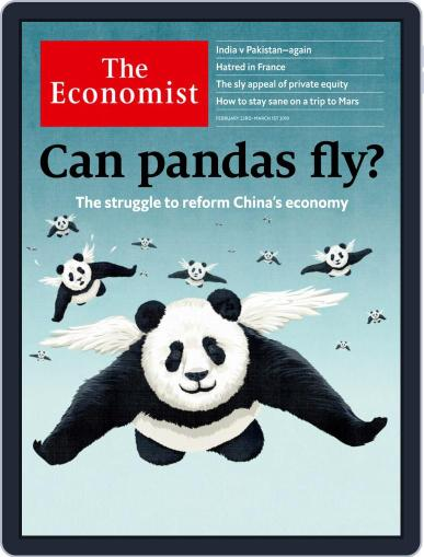 The Economist Asia Edition (Digital) February 23rd, 2019 Issue Cover