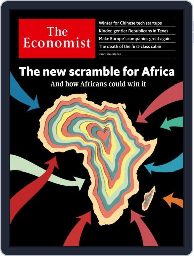 The Economist Asia Edition (Digital) March 9th, 2019 Issue Cover
