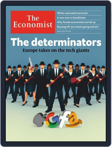 The Economist Asia Edition (Digital) March 23rd, 2019 Issue Cover