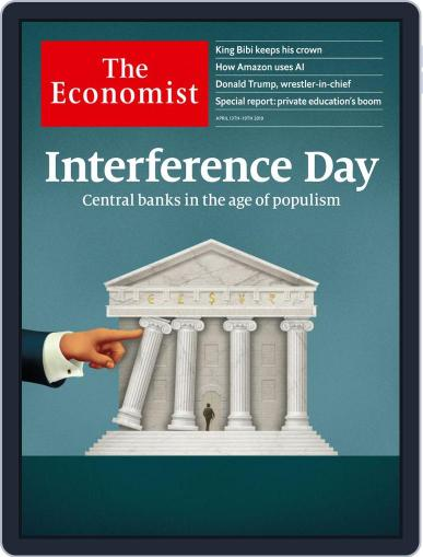 The Economist Asia Edition (Digital) April 13th, 2019 Issue Cover