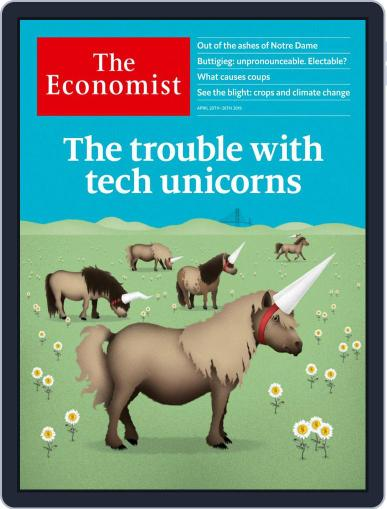 The Economist Asia Edition (Digital) April 20th, 2019 Issue Cover