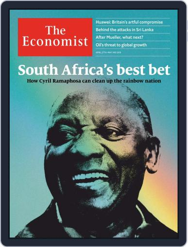 The Economist Asia Edition (Digital) April 27th, 2019 Issue Cover