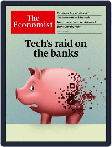 The Economist Asia Edition (Digital) May 4th, 2019 Issue Cover