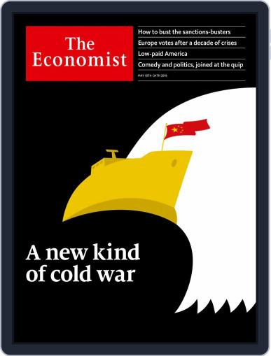 The Economist Asia Edition (Digital) May 18th, 2019 Issue Cover