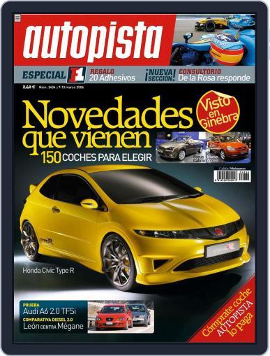 Autopista (Digital) March 6th, 2006 Issue Cover