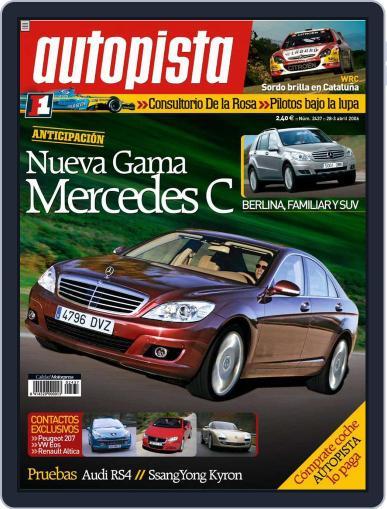 Autopista (Digital) March 27th, 2006 Issue Cover