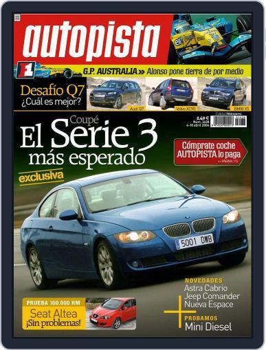 Autopista (Digital) April 3rd, 2006 Issue Cover