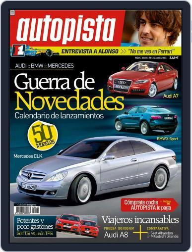 Autopista (Digital) April 17th, 2006 Issue Cover