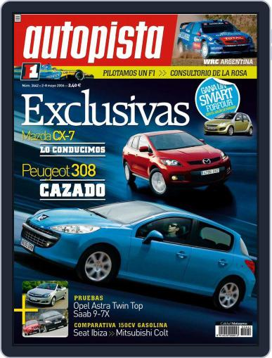 Autopista (Digital) May 1st, 2006 Issue Cover