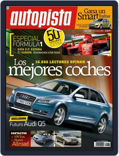 Autopista (Digital) May 8th, 2006 Issue Cover