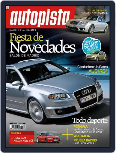 Autopista (Digital) May 22nd, 2006 Issue Cover