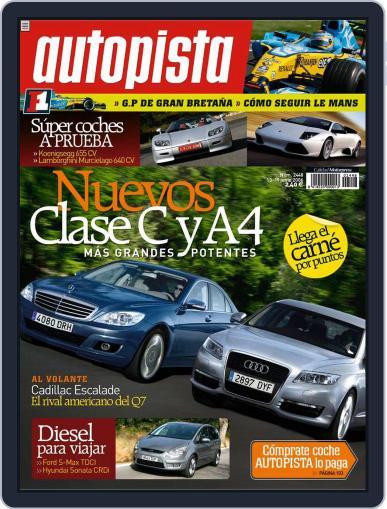 Autopista (Digital) June 12th, 2006 Issue Cover