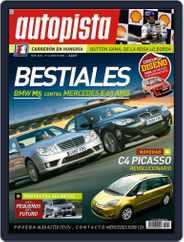 Autopista (Digital) Subscription August 7th, 2006 Issue