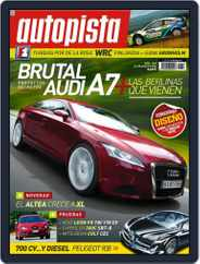 Autopista (Digital) Subscription August 21st, 2006 Issue