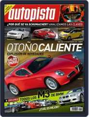 Autopista (Digital) Subscription September 18th, 2006 Issue