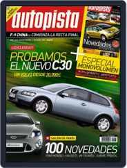Autopista (Digital) Subscription September 25th, 2006 Issue