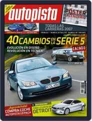 Autopista (Digital) Subscription January 15th, 2007 Issue