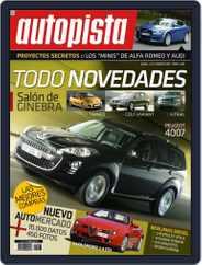 Autopista (Digital) Subscription March 5th, 2007 Issue