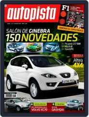 Autopista (Digital) Subscription March 12th, 2007 Issue