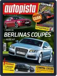 Autopista (Digital) Subscription March 19th, 2007 Issue