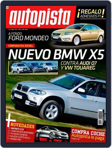 Autopista (Digital) April 3rd, 2007 Issue Cover