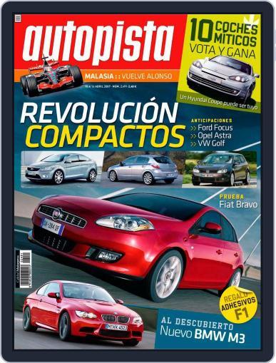 Autopista (Digital) April 9th, 2007 Issue Cover