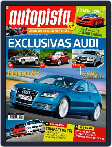 Autopista (Digital) May 14th, 2007 Issue Cover