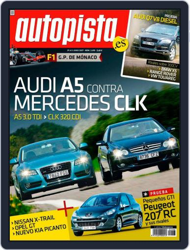 Autopista (Digital) May 28th, 2007 Issue Cover