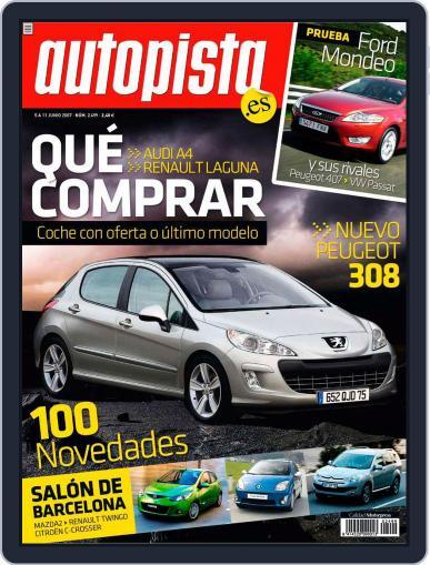 Autopista (Digital) June 4th, 2007 Issue Cover