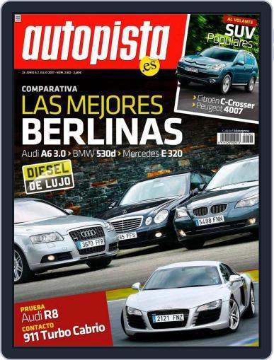 Autopista (Digital) June 25th, 2007 Issue Cover