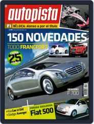 Autopista (Digital) Subscription September 17th, 2007 Issue