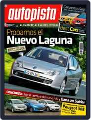 Autopista (Digital) Subscription October 2nd, 2007 Issue
