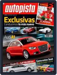 Autopista (Digital) Subscription October 22nd, 2007 Issue