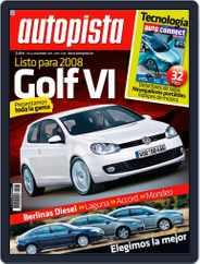 Autopista (Digital) Subscription December 3rd, 2007 Issue