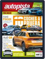 Autopista (Digital) Subscription July 3rd, 2018 Issue