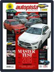Autopista (Digital) Subscription July 10th, 2018 Issue