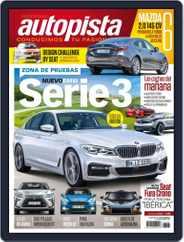 Autopista (Digital) Subscription September 4th, 2018 Issue