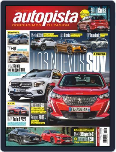 Autopista (Digital) December 3rd, 2019 Issue Cover