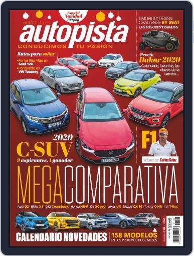 Autopista (Digital) December 26th, 2019 Issue Cover